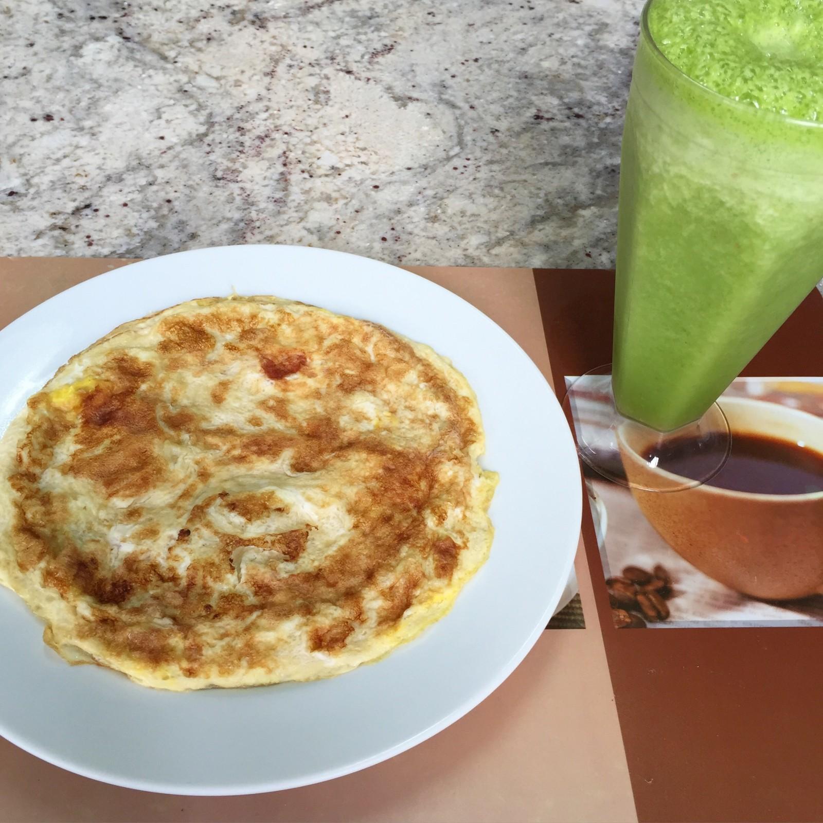 Café da manhã saudável