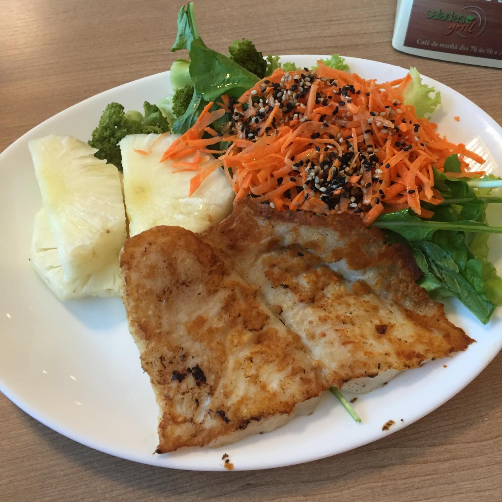 Restaurante Saladas Grill